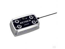 Acculader 12 V 20A D250S DUAL 56677CTEK