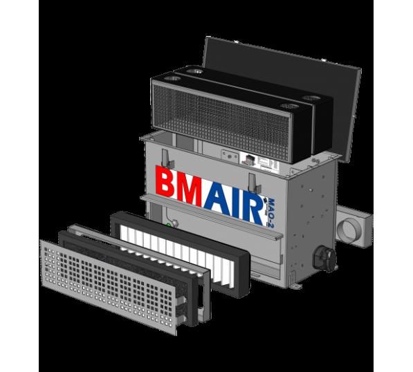 Combifilter A/Hg MAO-4/6/7 HC BMAIR 124780HC