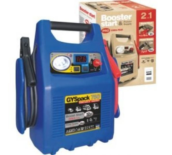 Startbooster Gyspack 750 026179GYS