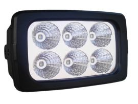LED Werklamp 30 watt / 3000 lumen 9-36V TRSW12239FB