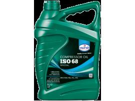 Eurol Compressor Olie 68 E118840 - 5L 4 stuks