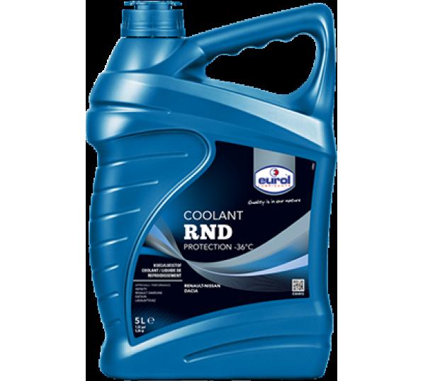 Eurol Coolant -36°C RND E504012-5L 4 stuks