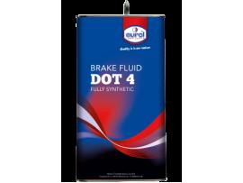 Eurol Brakefluid DOT 4 E801400 - 5L 2 stuks