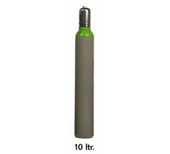 Acetyleen koopcilinder 10.0 ltr. 80220410