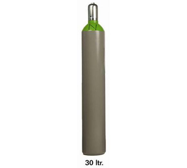 Acetyleen vulling 30.0 ltr. 80001430