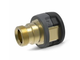 Adapter 2 M22 x 1,5 IG - EASY!Lock 22 AG 4.111-030.0