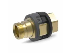 Adapter 3 M22 x 1,5 IG - EASY!Lock 22 AG 4.111-031.0