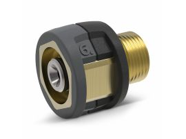 Adapter 6 EASY!Lock 22 IG - M22 x 1,5 AG 4.111-034.0