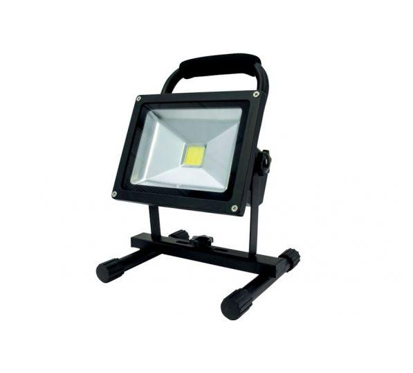 Accu LED-bouwlamp 20W TAB87120