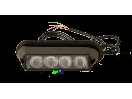 LED voorlamp Flitser 4x3W LL3072-1