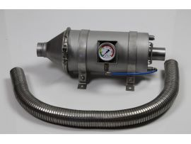 Opsteek roetfilter SMF -OS 45 kW RFSMF45