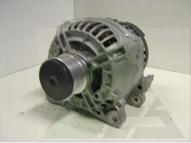 Dynamo AES new 14V - 120A VAG L-DFM + INA (6 ribs) 12.201.128