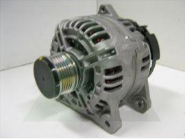 Dynamo rebuilt Bosch 14V - 120A Renault Clio / Modus 1.5DCI COM 04- 12.201.214