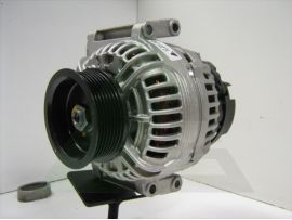 Dynamo rebuilt 24V - 80A DAF XF/CF 2005- W-L-15-S-DFM 12.201.249