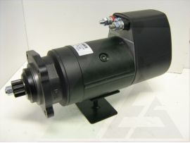 Startmotor Letrika/Iskra 24V - 6,6kW - 9t  417.058 DI IS9121