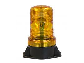 LED Flits/zwaailamp Amber 10 - 110V 112ABM