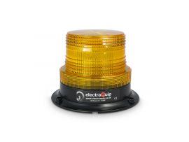LED Flits/zwaailamp Amber 10 - 110V 130ABM