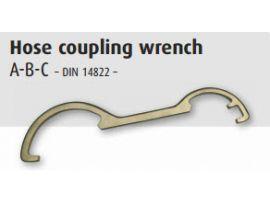 Vonkvrije Koppelings-sleutel A-B-C Ø14 mm 7030455S